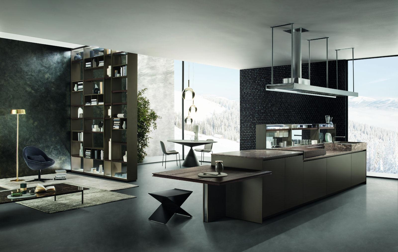 Kuchen Mit Design Aus Italien Ernestomeda Decuspena